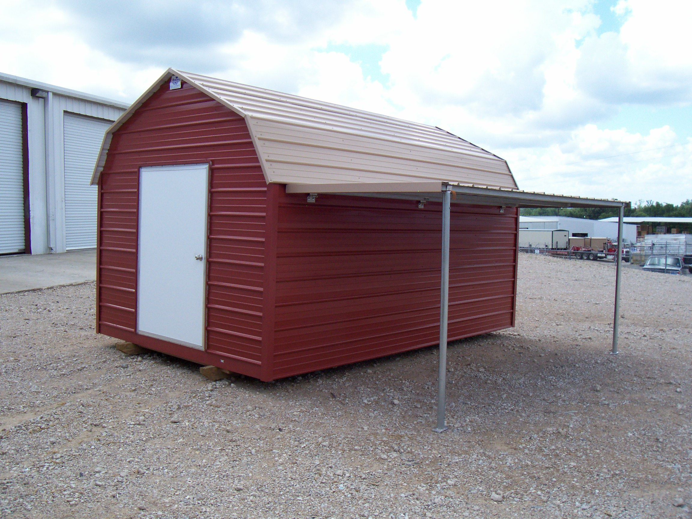 premier deluxe photo enlarge storage dlbc cabin barns barn lofted to brochure building click